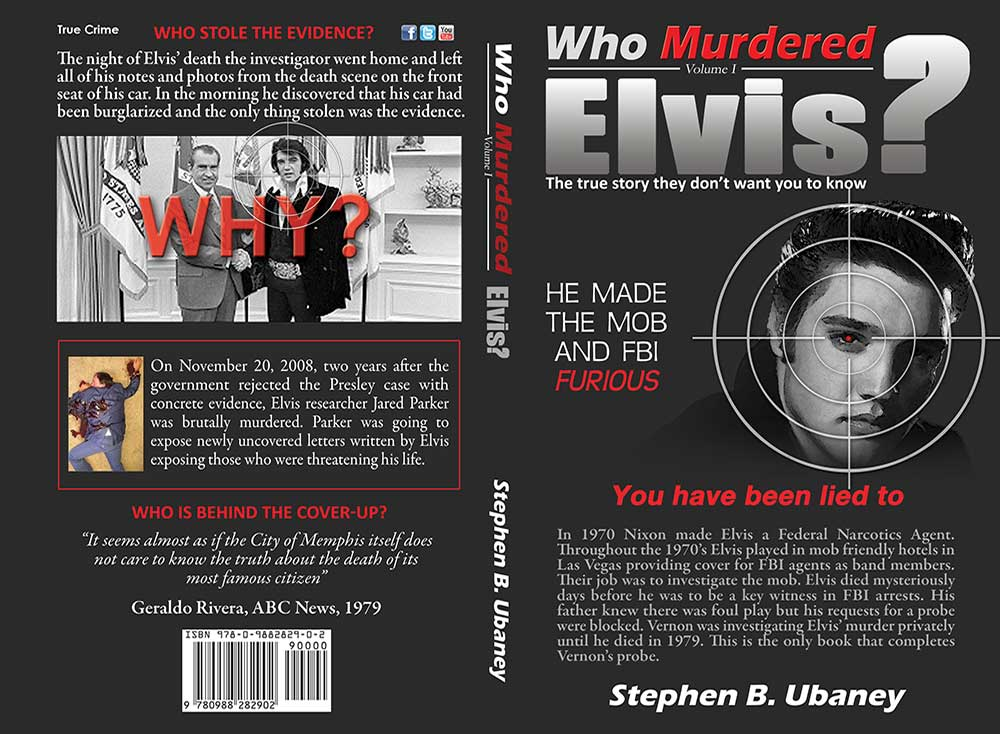 Who Murdered Elvis First Edition