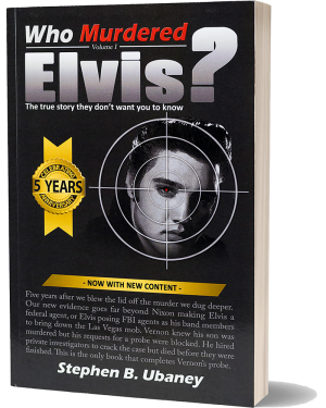 Who Murdered Elvis? front book cover