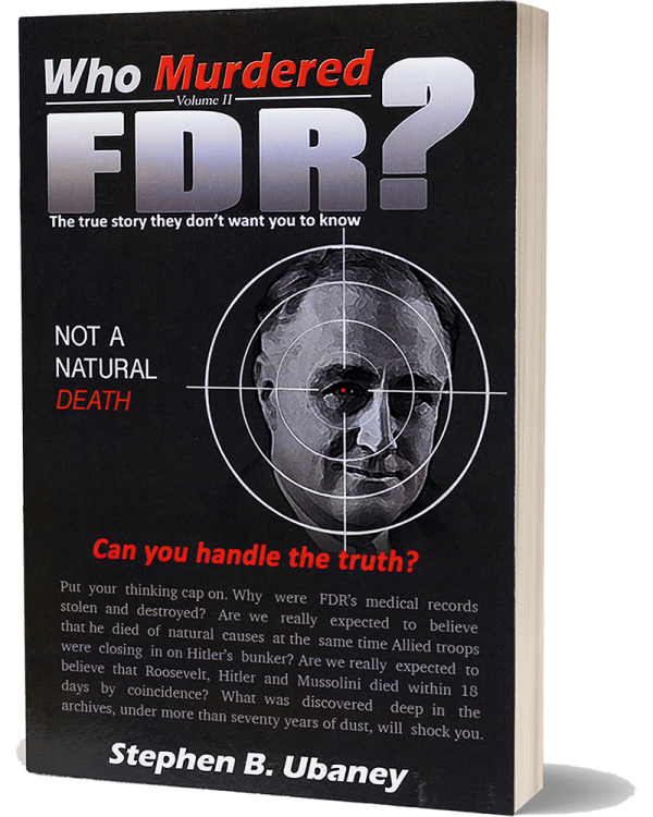 Who Murdered FDR