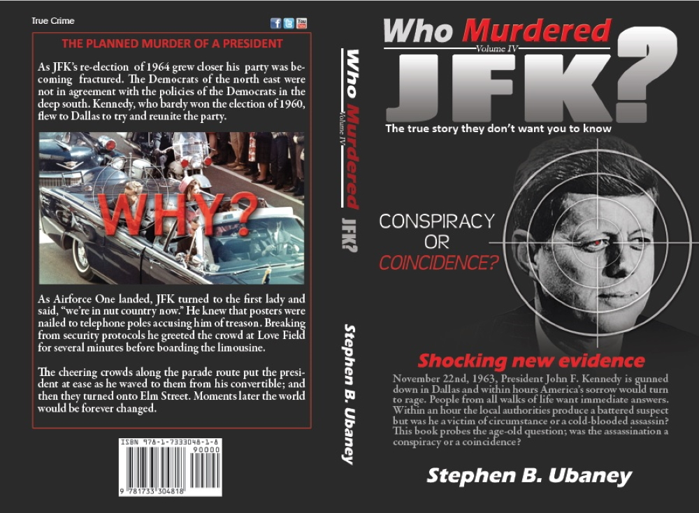 Who Murdered JFK? book cover